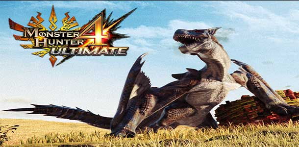 Hra Monster Hunter 4 Ultimate