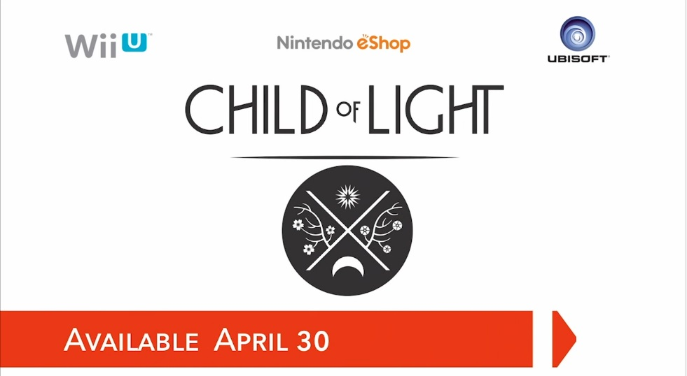 Hra Child of Light pro Wii U