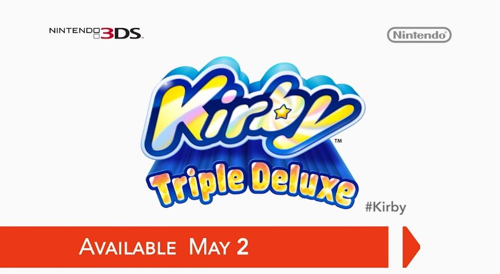 Hra Kirby Triple Deluxe pro Nintendo 3DS
