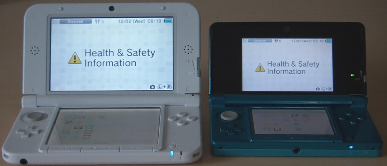 Konzole Nintendo 3DS a 3DS XL