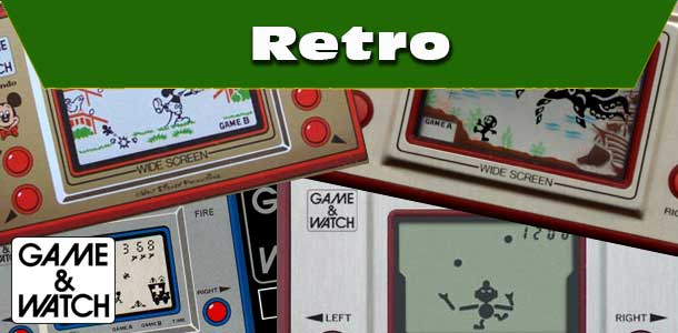 Retro - Game and Watch