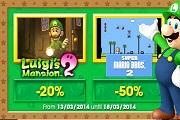 Luigiho slevy v eShopu
