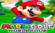 Hra Mario Golf: World Tour