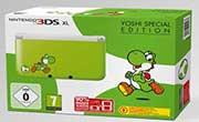 Yoshi Special Edition pro Nintendo 3DS XL