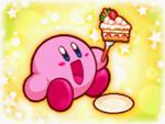 Kirby s dortem