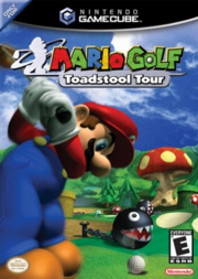 Hra Mario Golf: Toadstool Tour