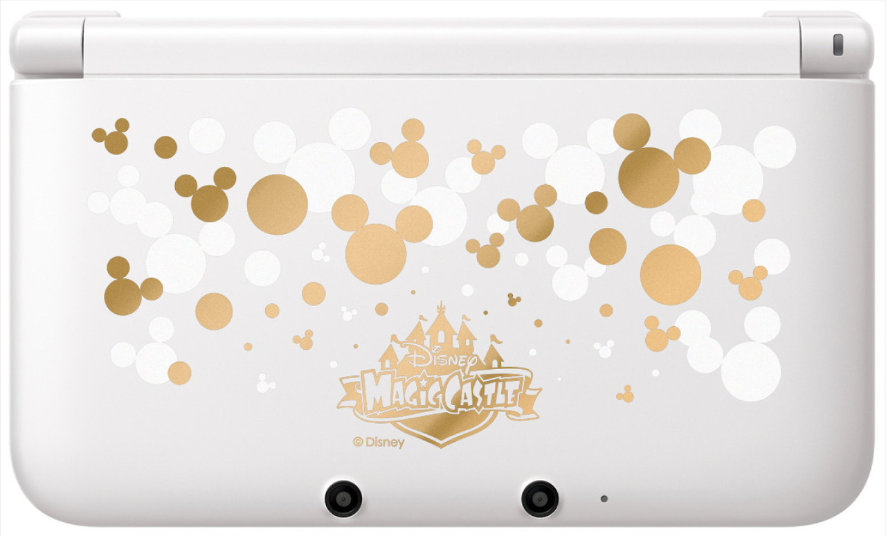Mickey Edition 3DS XL