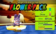 Flower Pack pro Mario Golf: World Tour