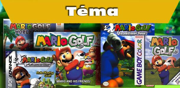 Téma Mario Gold