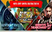 Capcom sales