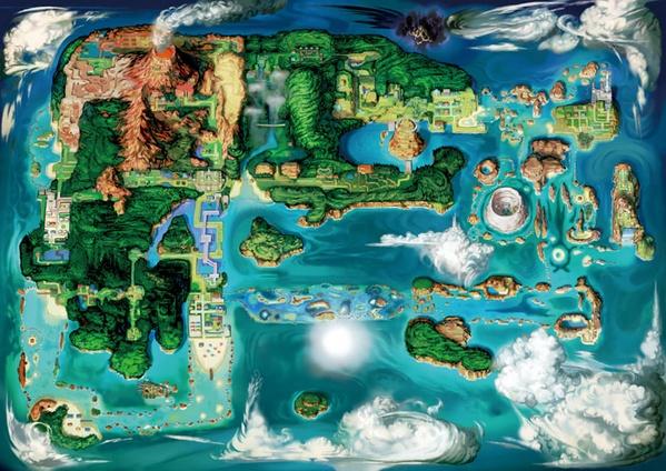 Hoenn mapa