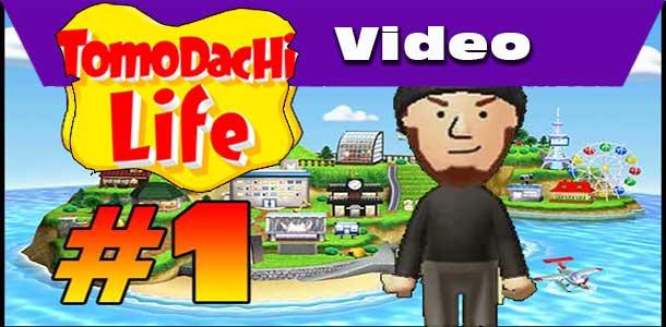 Nintenďák hraje: Tomodachi Life