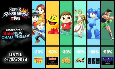 Super Smash Bros. slevy
