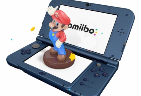 New Nintendo 3DS - Amiibo