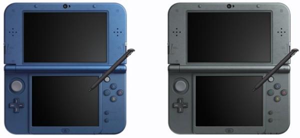 Nové Nintendo 3DS XL