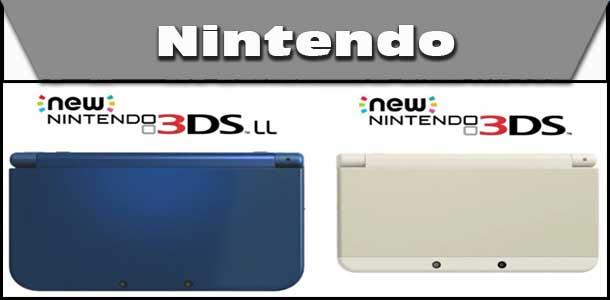 Nové Nintendo 3DS