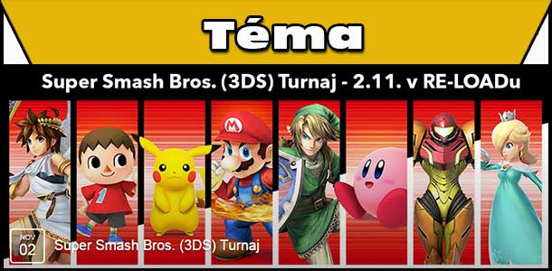 Super Smash Bros. Turnaj